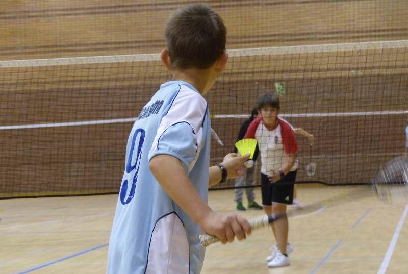 Convocada la competición de Badminton Individual (categoría benjamín)