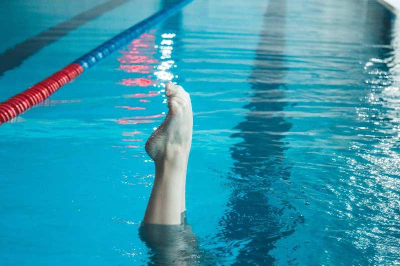 Competición de Natación Sincronizada en Galapagar